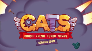 CATS: Crash Arena Turbo Stars Mod Apk v2.0 (Unlimited Coin)