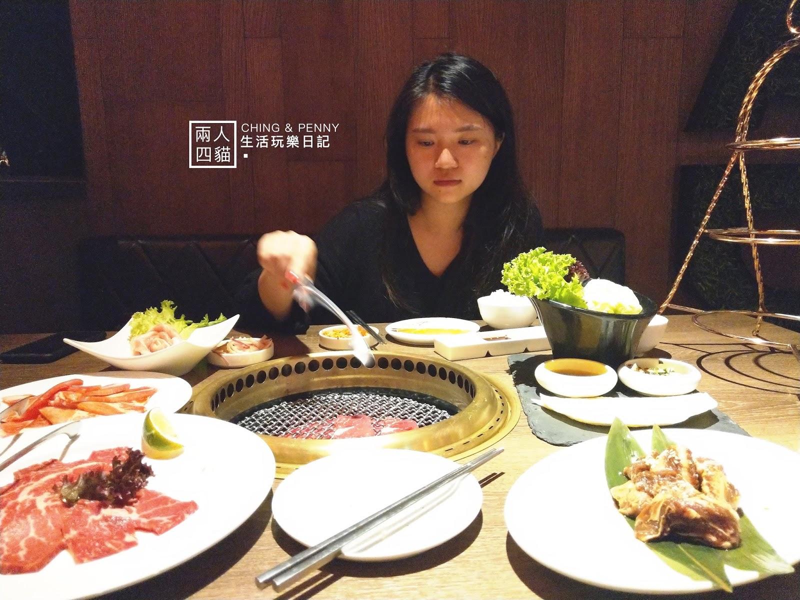 【台北 美食】85度C子品牌『燒肉同話』工業風裝潢燒肉餐廳 大份量肉品 宵夜場新選擇