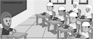 Meneladani Para Nabi dan Ashabul Kahfi Semester  Soal PAI dan Bp Kelas 6 Bab Meneladani Para Nabi dan Ashabul Kahfi Semester 2