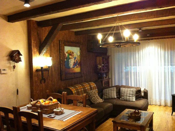 Artesan a r stica en madera algunos de mis trabajos en decoraci n Decoracion rustica para casas pequenas