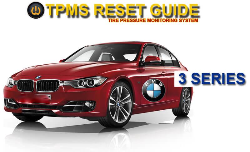 BMW 3 Series TPMS Reset Guide  Mechanic Life