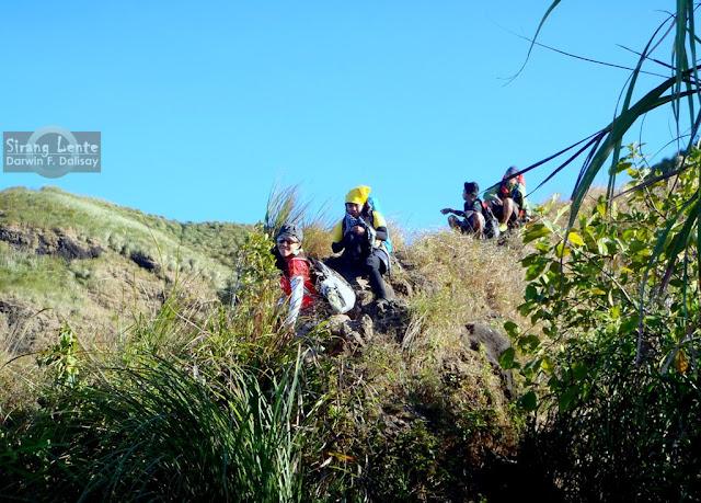 Mt. Batulao Trail