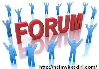 Cara Membuat Forum diBlogger