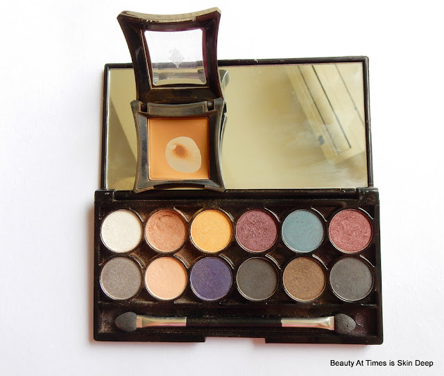 Luscious I Love Eye Shadow Palette in Glam Night, Illamasqua Vernau