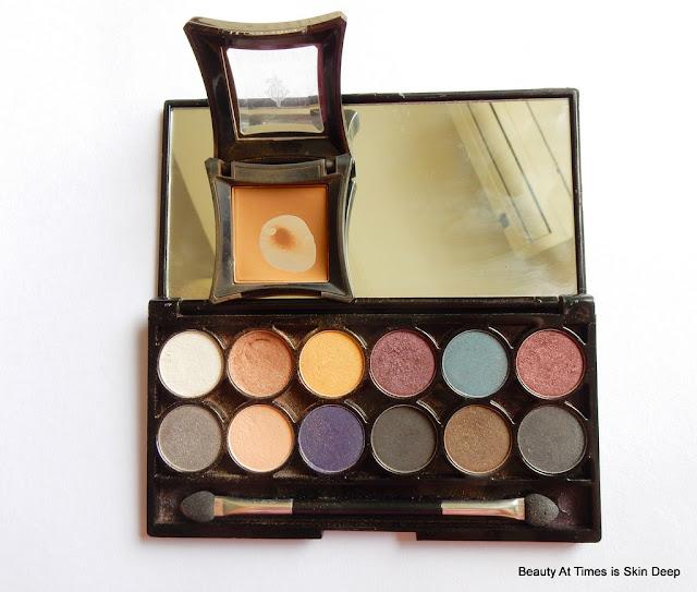 Luscious I Love Eye Shadow Palette in Glam Night, Illamasqua Vernau