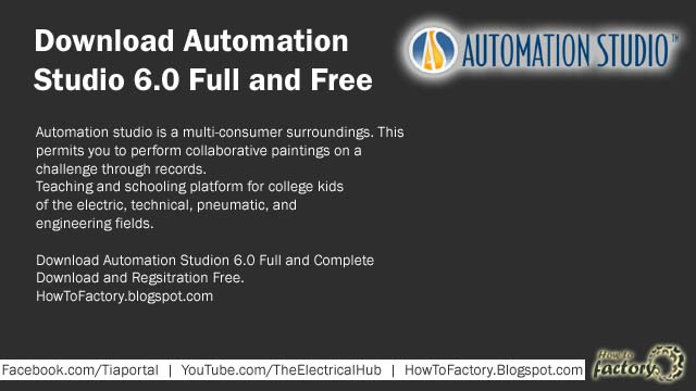 Download Automation Studio 6 0 Full and Free - Learn Factory