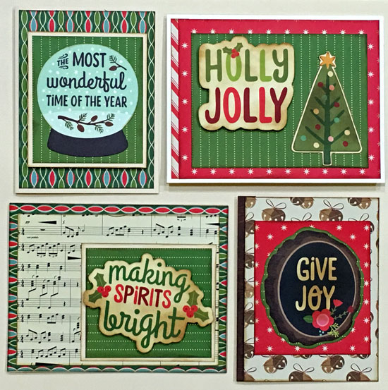 Christmas In July Gift Tags.Daily Life Bits Pieces Christmas In July Card Class At