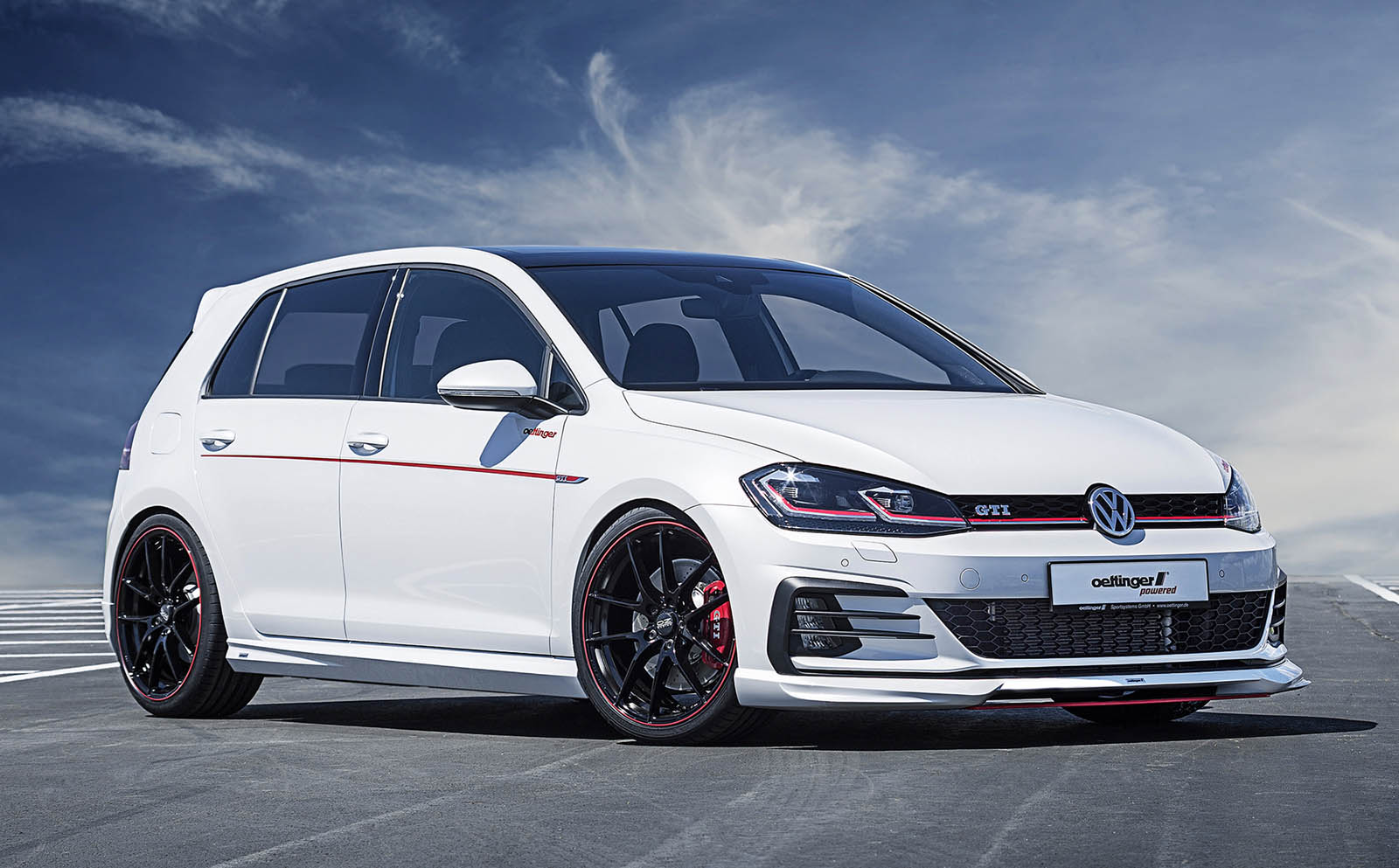 Vw Golf Gti Performance 2017 >> Oettinger Goes Worthersee With Comprehensive Golf GTI/R Upgrades