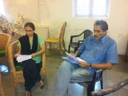 KRG - The Kochi Reading Group: Poetry Session on July 29