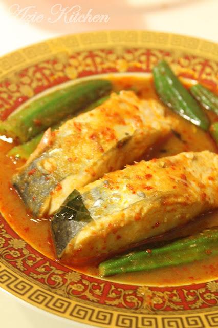 Masak Asam Pedas Ikan Parang