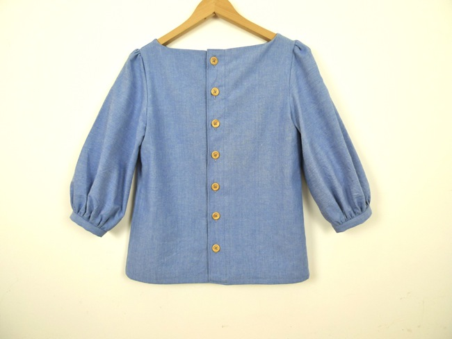 Tilly And The Buttons Introducing The Mathilde Blouse Sewing