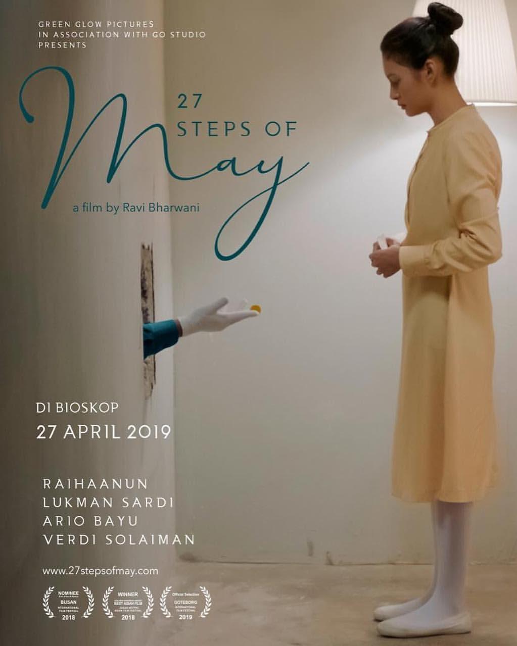 27 Steps of May, Film yang Rilis Hari Sabtu Bukan Hari Biasanya