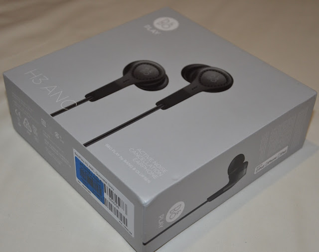 Product Review - Bang & Olufsen H3 ANC #Earphones @BangOlufsenSA