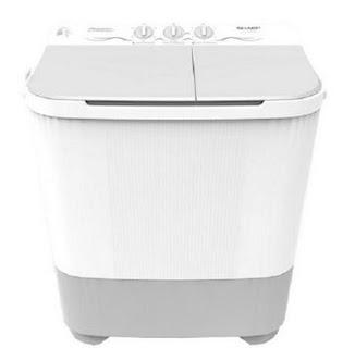 Daftar harga dan spesifikasi Mesin cuci Sharp kekurangan dan kelebihan