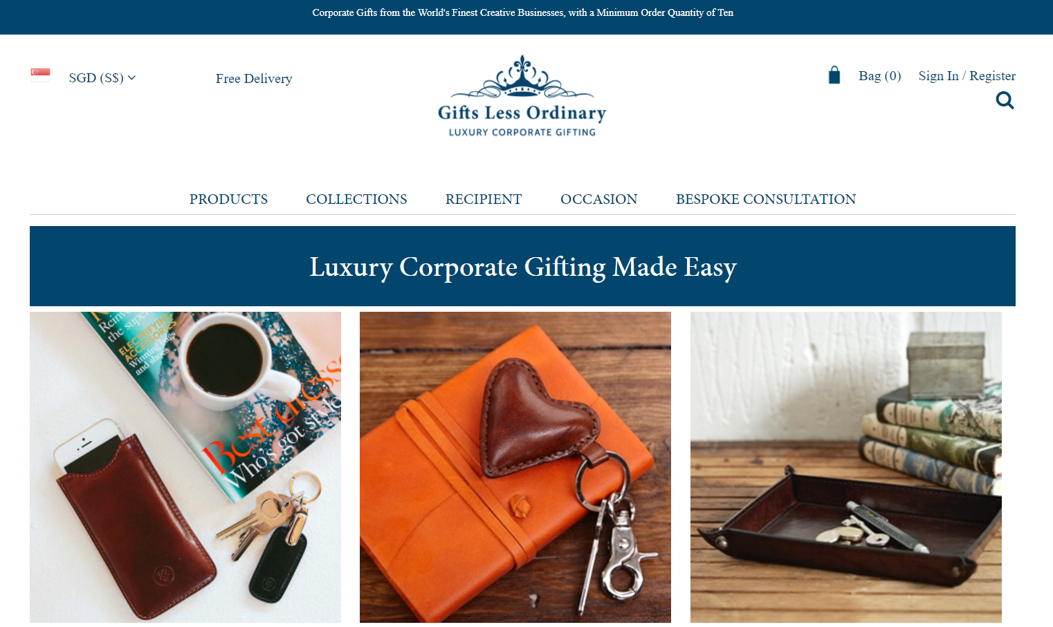 The Beauty Junkie - ranechin com: Corporate Gifts Idea
