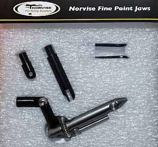 Norvise fine point Kopf