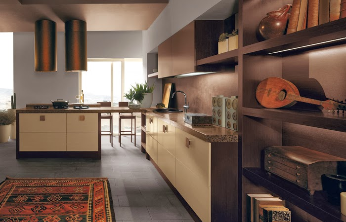 Contemporary modern kitchen design by scavolini interior Modern kitchen design magazine