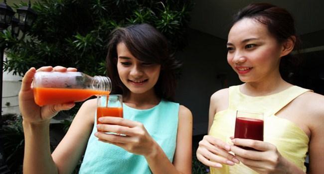 15 Resep Jus Kombinasi Buah & Sayur, Serta Manfaatnya