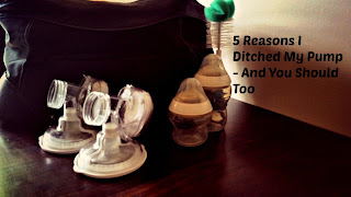 5 reasons you may want to ditch your double electric pump for another option