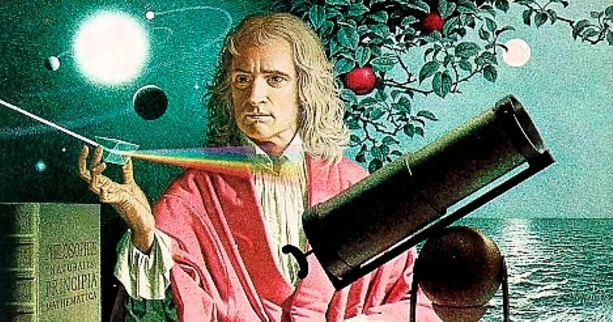 La extraña pareja: La otra cara de sir Isaac Newton.