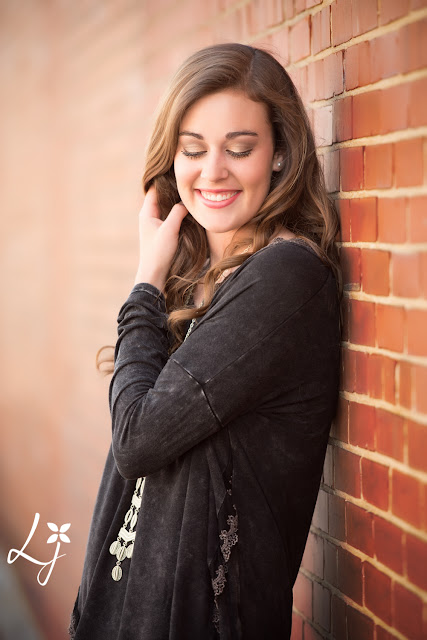 alabama high school senior portrait photographer leigh joy photography