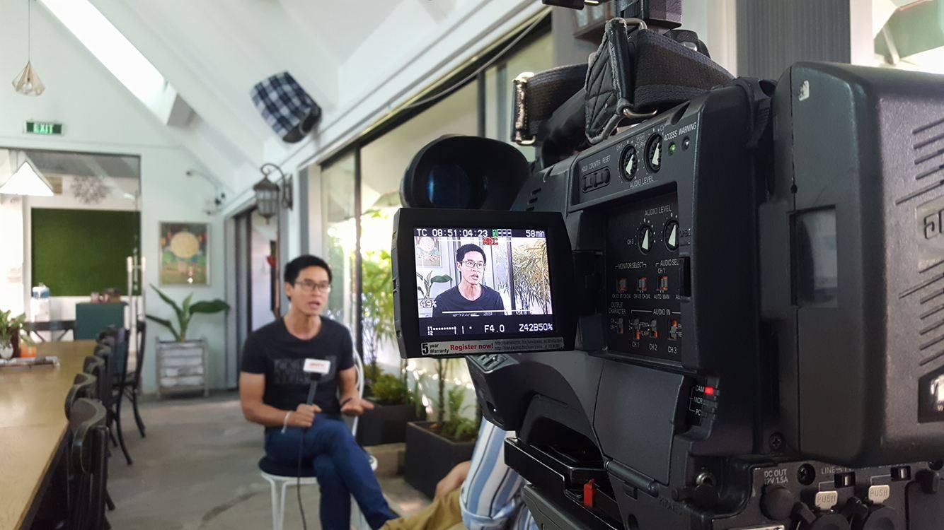 quay phim tự giới thiệu doanh nghiệp chất lượng