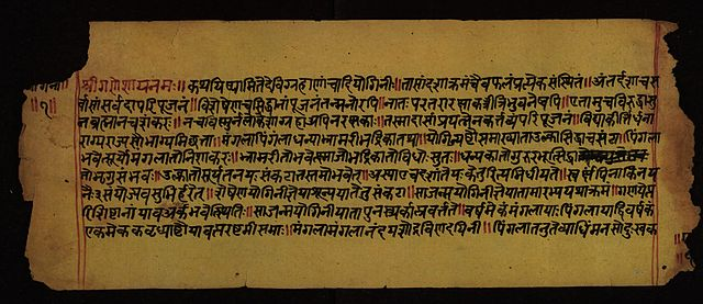 Classical Languages of India: Sanskrit, Tamil, Telegu