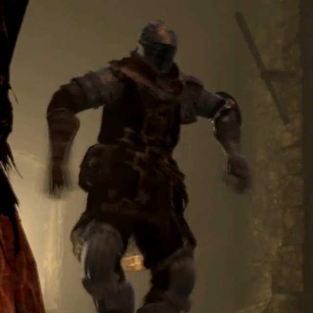 Dark Souls Dance Wallpaper Engine