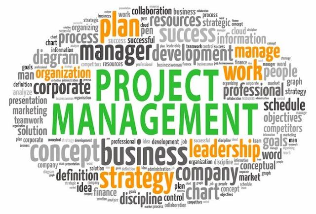 الأسس التنظيمية لإدارة مشروعك