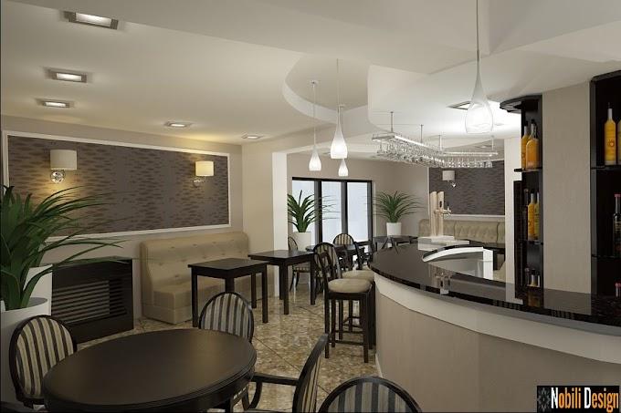 Design interior restaurante  Bucuresti - Arhitect amenajari interioare