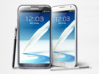 Samsung Galaxy Note 2 images