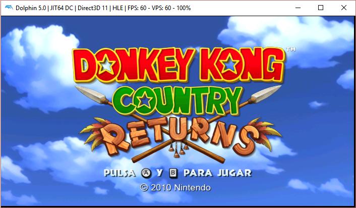 Dolphin 5.0 Multilenguaje ESPAÑOL (El Mejor Emulador De Nintendo Wii/GameCube) 2