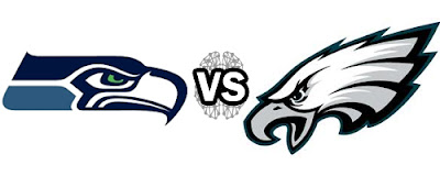 NFL - Eagles Vs. Seahawks
