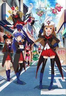 "Anunciadas novedades para el anime ""Robot Girls Z"""
