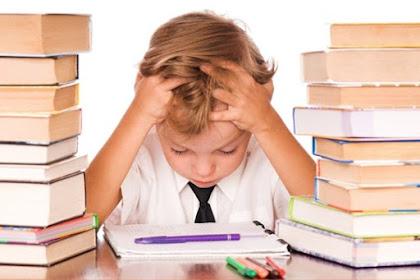 Anak malas belajar dirumah, inilah penyebabnya