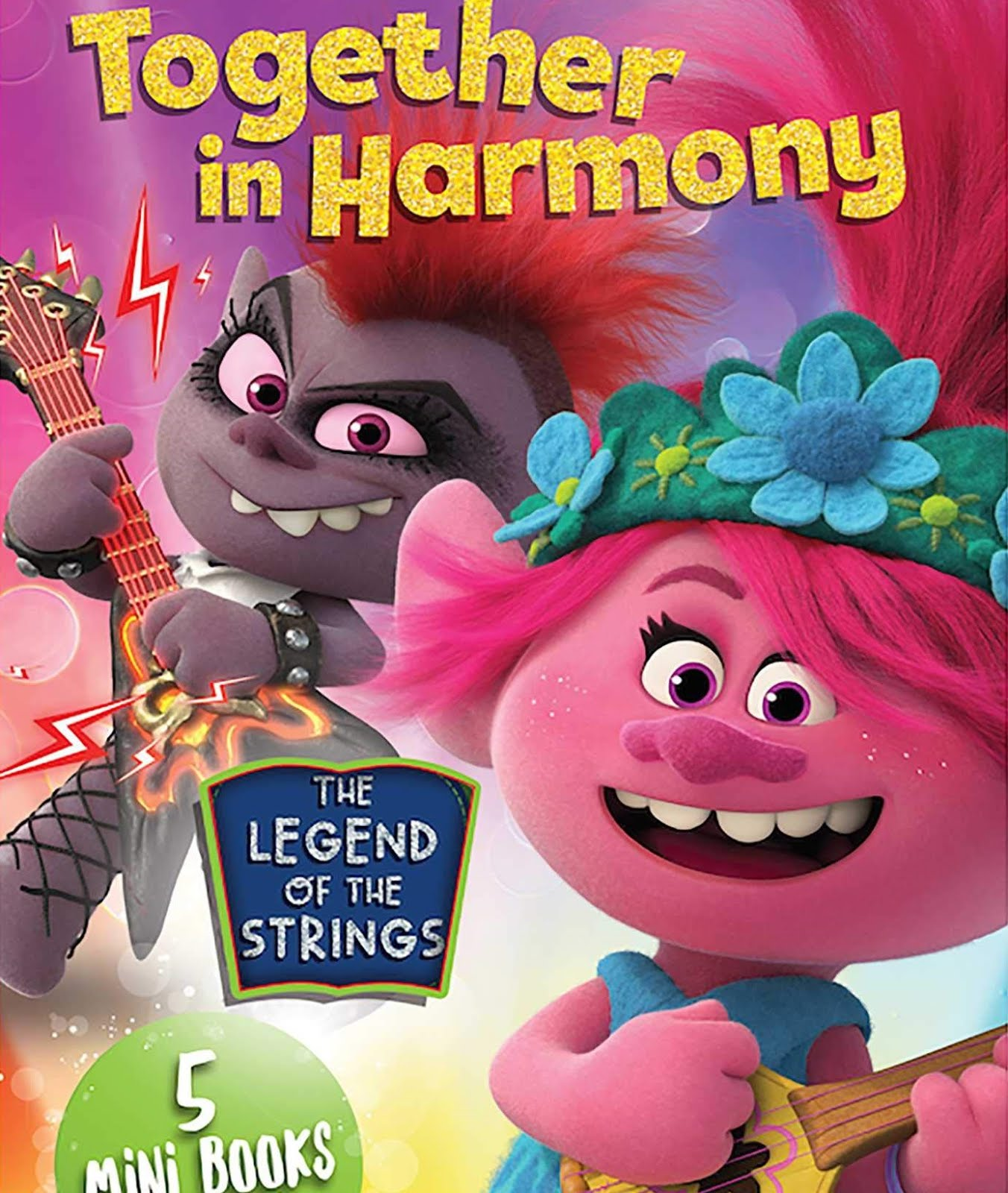 Trolls World Tour (2020) English 720p HDCAM 900MB