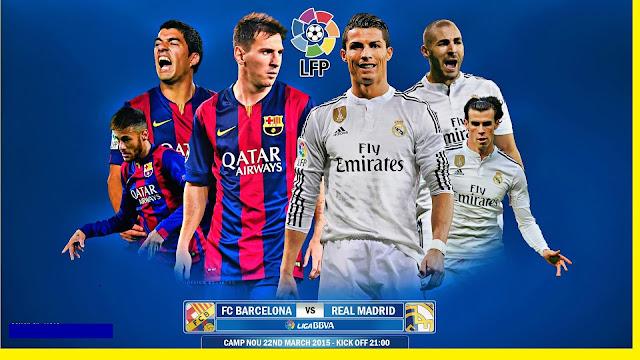 قناة مفتوحة على النايل سات تنقل الكلاسيكو بين برشلونة و ريال مدريد مجانااا بالتعليق العربي !!