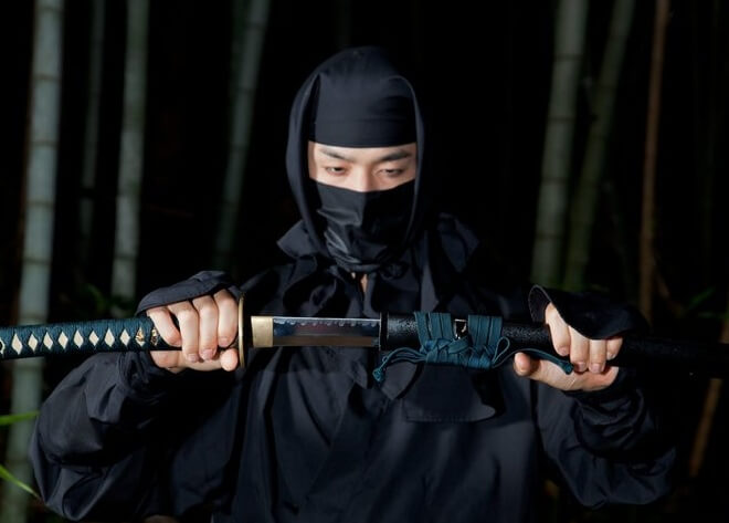Samurai vs Ninja