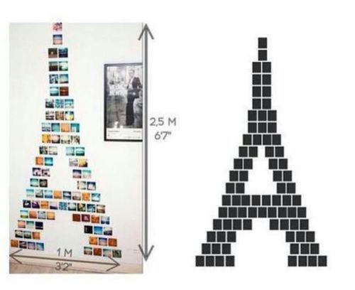Diy ideas de las bloggers para decorar cuartos mis - Como adornar una pared ...