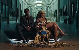 Beyonce Apes--t Flicks - The Carters