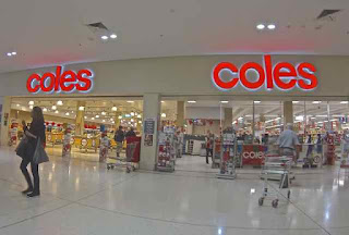 Coles Supermarkets Chevron Renaissance Shopping Centre