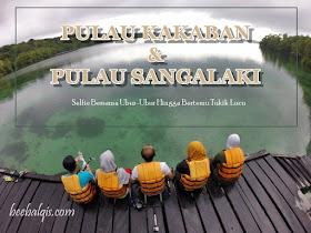 Pulau Kakaban & Pulau Sangalaki, Selife Bersama Ubur-Ubur Hingga Bertemu Tukik Lucu