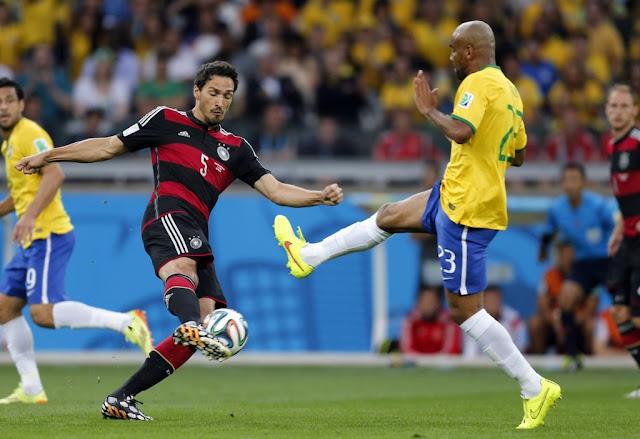 Đức vs Brazil