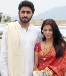 Abhishek Bachchan With Aishwarya Rai