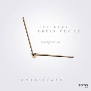 """Leak:Tecno to release next droid """"Tecno droidPad 10"""" with Remix OS"""