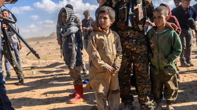 Unicef: Conflicto sirio provoca la muerte de 1106 niños en 2018