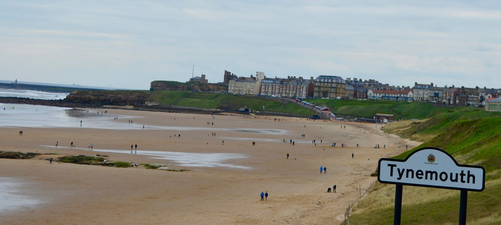 The Seasider Open Top Bus Tour Whitley Bay | Tickets, Prices, Timetables & Where To Visit - Tynemouth Longsands