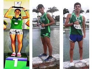 Três atletas de Baraúna disputam Jogos Escolares em João Pessoa nesta terça (17)