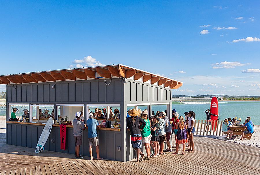 Nland Surf Park instalaciones