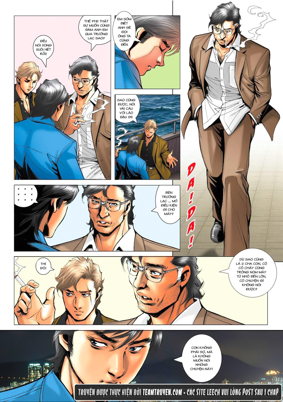 Người Trong Giang Hồ NetTruyen chap 1564 - Trang 5